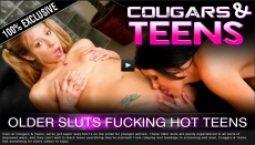 Cougars and Teens