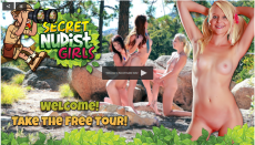 Secret Nudist Girls