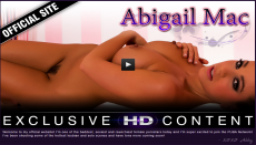 Abigail Mac Official Site