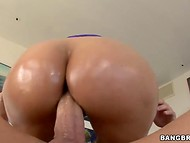 Dude with big dick fucked fascinating Reena Sky with excellent buttocks 6