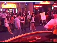 Thailand nightlife with hookers and sluts 9