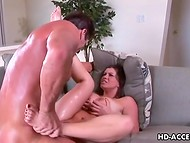 Unstoppable fucker is drilling juicy vagina of big-breasted dame like this is the last time 11