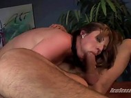 Ava Rose came to the office to satisfy her intimate needs and get a little bit of fresh cum 6
