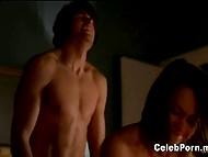 Amazing erotic scene taken from the hot film starring expressive actresses like Rebecca Blumhagen  5
