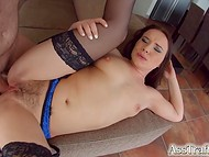 Wendy Moon in black stockings could not determine whose dick is better