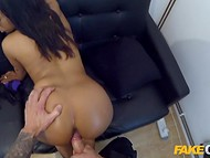FakeCop video: hard but still pleasant working day of the brace policemen fucking hot babes 10