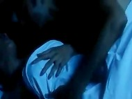 Tender erotic scene from Red Swastik movie starring exceptional Indian actress Mona Chopra 9