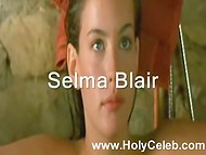 Fantastic compilation of the hottest scenes starring such babes as Heather Graham, Liv Tayler, and Selma Blair  9