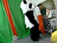 Russian intelligence officer caught a panda and got fucked in attempt to receive secret information 4