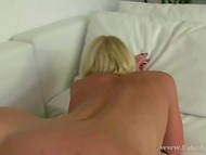 Hottie had no idea that she will need to get nude and fuck at the casting but still did it 9