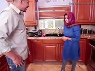 Fabulous Arab princess looks for a new beautiful house and handsome lover as well 4