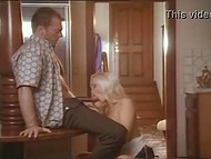 Brilliant Czech actress makes lustful love to man and it helps him to feel like in paradise 5