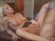 Brilliant Czech actress makes lustful love to man and it helps him to feel like in paradise 6