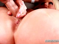 Fabulous MILF Alura Jenson has something really interesting for masculine inamorato 9
