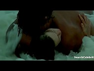 Scenes of hot sex with Sylvia Kristel from classic adult movie 'Goodbye, Emmanuelle' 7