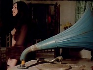 Fragment from erotic movie named 'The hot nights of Linda' starring Spanish actress Lina Romay 8