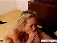 Phenomenal teacher Brandi Love fucked student once again being already fired 11