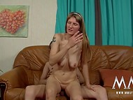 Mature German couple thinks that is nothing wrong to make love in front of the camera 8