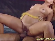 Brazilian Carnival is not only energetic dances and music but also wild fucking 9