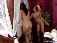 Alluring Asian Asa Akira with easy found way to make cute visitor satisfied in massage parlor 4