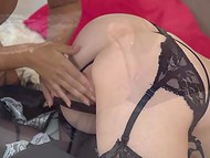 Housewife with glasses loves to fool around with yummy body of sexy maid Danica Dillon 9