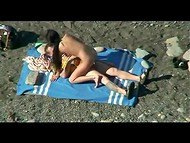 Resting at the beach gives an excellent opportunity to have unforgettable public sex