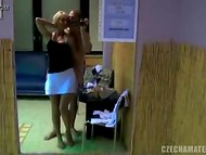 Boyfriend loves to film dirty scenes with his shameless chick from the Czech Republic 6