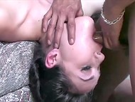 Videotape with former pornstar Sasha Grey showing her unprecedented deepthroat ocksucking skills 11