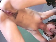 Videotape with former pornstar Sasha Grey showing her unprecedented deepthroat ocksucking skills 7