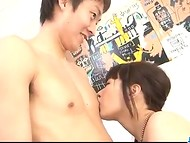 Japanese Akane Ozora expected to have threesome and enjoyed every passing second 6