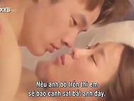 Over eighteen sensual intimate scene from Korean movie starring local celebrities 11