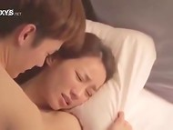 Over eighteen sensual intimate scene from Korean movie starring local celebrities 5