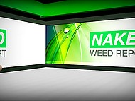 Latest news about using and exploring cannabis presented by naked reporters 5