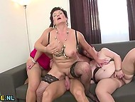 Mature females from Netherlands called pumped stripper and organized crazy group banging 10