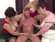 Mature females from Netherlands called pumped stripper and organized crazy group banging 3