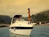 Музыкальный клип с обнажёнными сценами с участием отпадной певицы Sandra Afrika из Сербии 9
