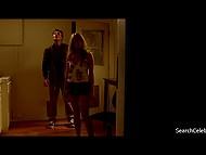 Подборка откровенных сцен из фильма 'Без средств' с участием американской красотки Kim Matula 5