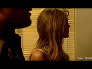 Compilation of hot scenes from movie called 'Stranded' with participation of American actress Kim Matula 6