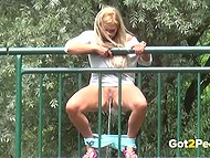 Shameless teens relieve themselves anywhere they want but not in the toilet 8