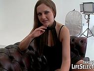 Три ролика от первого лица, где разные девушки доставляют удовольствие парню-везунчику 9