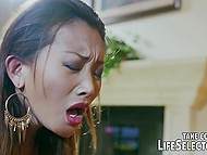 Chinese Alina Li always thinks about cock and it makes her different from other girls 3