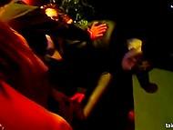 Энергичная музыка и крепкие напитки спровоцировали межрасовую групповушку в ночном клубе 9