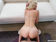 Fucker's imposing pecker was the dick Naomi Woods needed in spite of being too big for her pussy 7