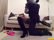 British policeman visited black stripper to watch private dance and satisfy sex needs 10