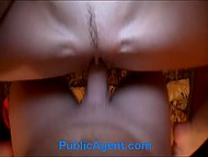 Blonde girl is hungry for sex so she seduces and fucks the computer master 10