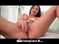 Beautiful Nina North changed her mind and wanted to become a porn actress but not a designer 5