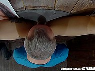 Чешское заведение с потрахулечками вслепую пользуется спросом у молодых парней 4