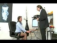 Когда латышская секретарша Savannah Secret соглашалась на интим на работе, она не рассчитывала, что её будут жарить четверо чуваков 3