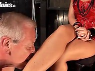 Guys adore being humiliated so they called mistress that satisfied them the way they wanted 11