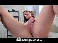 Sexpot Ryland Ann is fond of sex and considers herself to be born for adult industry 6
